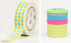 washi tape decorazini