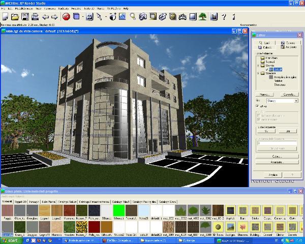 Cos un render infoperte for Programmi per rendering