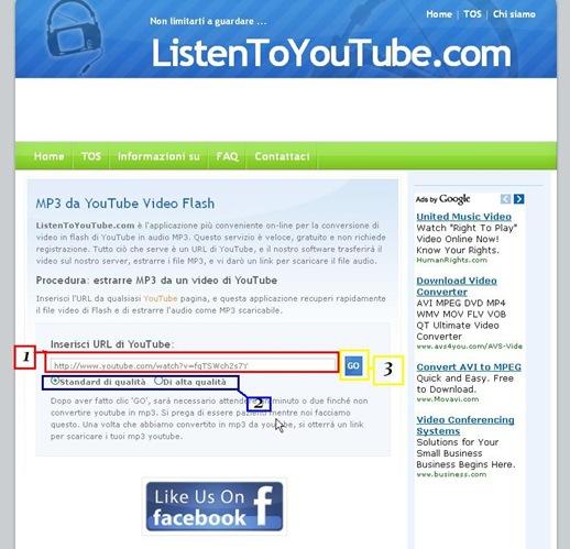 scaricare musica gratis da youtube - download free mp3
