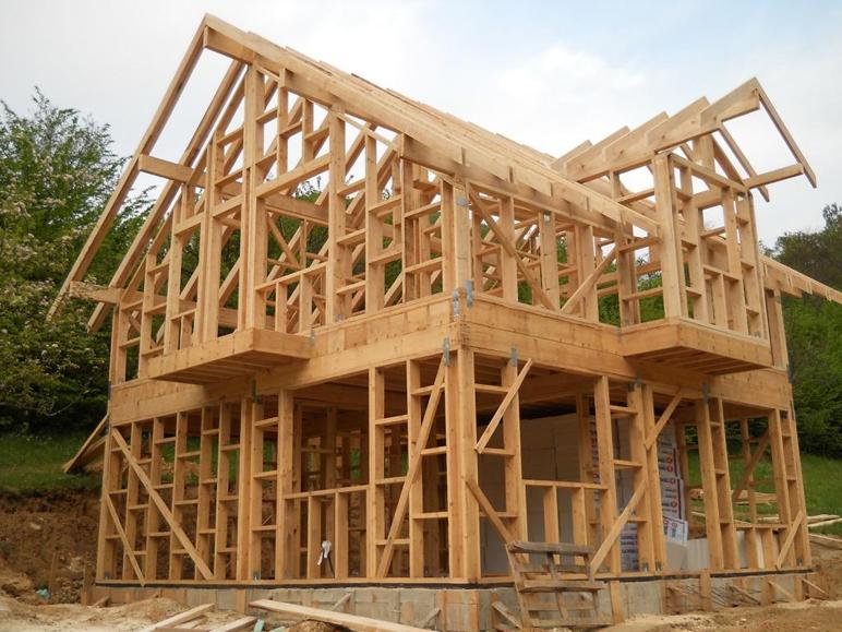 Le tipologie di una casa di legno infoperte for Una storia di case in legno