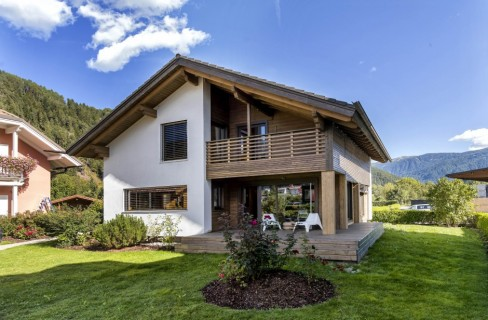I vantaggi di una casa di legno infoperte - Casa rubner prezzi ...