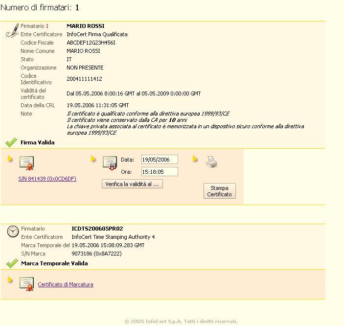 soluzione web per leggere un p7m online