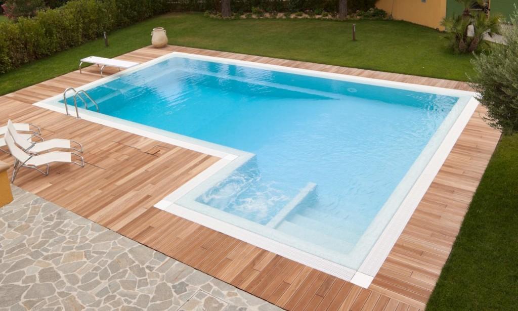 Come costruire una piscina infoperte - Costruire piscina costi ...