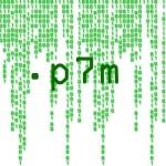 come leggere un file p7m