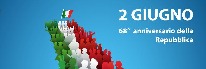 Festa della repubblica infoperte for Home page repubblica