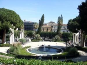 Cosa vedere a Catania in un giorno, Villa Bellini