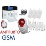 antifurto GSM