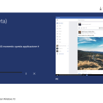 FACEBOOK BETA: LA NUOVA APP PER WINDOWS 10