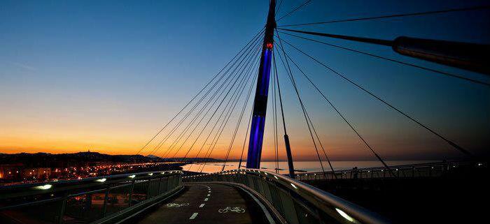 Il ponte del mare infoperte for Scuola di moda pescara