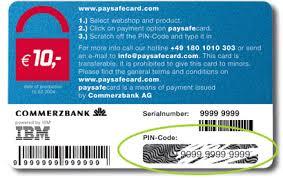 Paysafecard Online Kaufen Code Per Email
