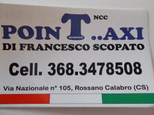 Servizio Taxi e NCC