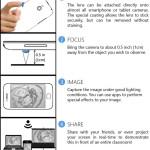 trasformare uno smartphone in un microscopio