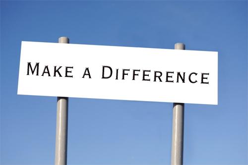 fai la differenza