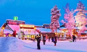 Il Natale in Alaska