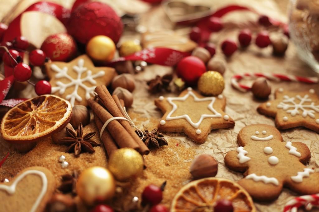 Biscotti Allo Zenzero Di Natale.Biscotti Allo Zenzero Infoperte