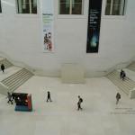 Atrio del del British Museum