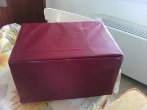 esterno scatola