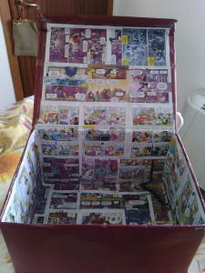 interno scatola