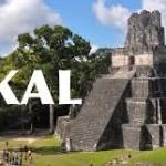 Tempio maya in Guatemala